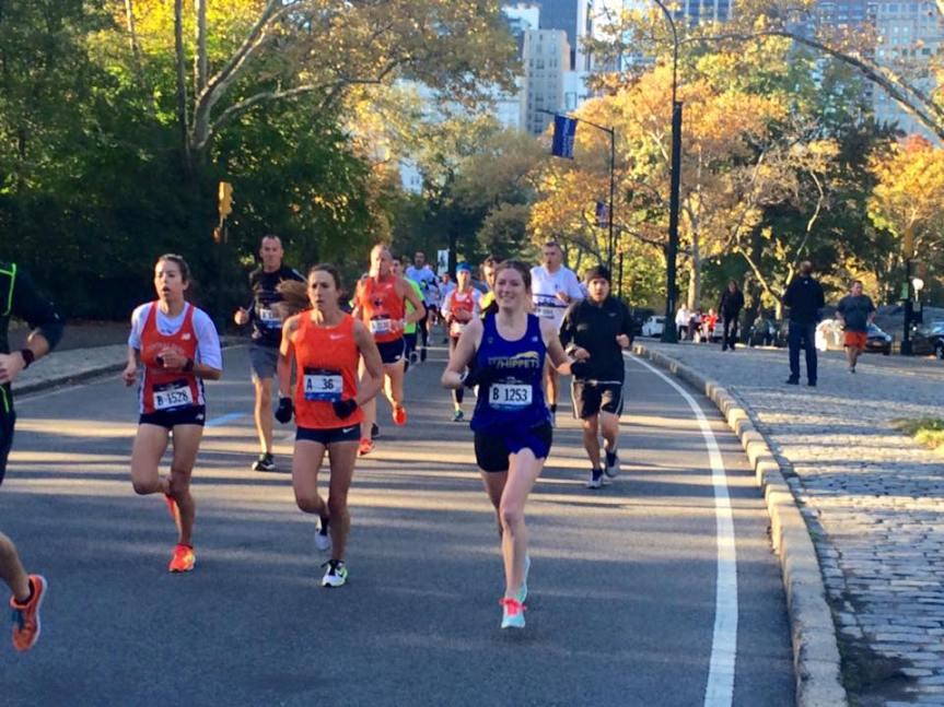 Philly Training: Week 15 (PeakWeek)