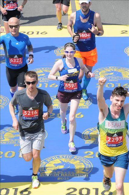 Boston Maratho 2016
