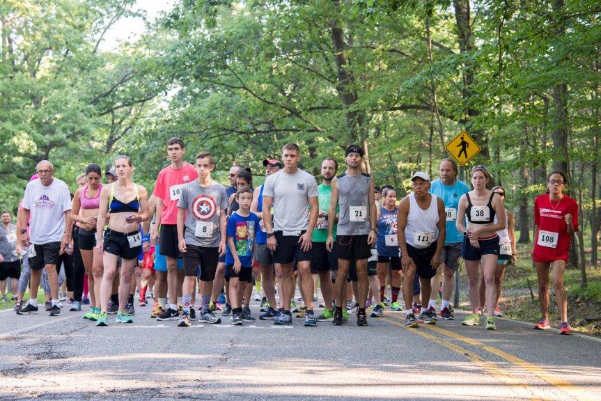 Race Report: CASA Superhero 4 Miler and MidlandMile