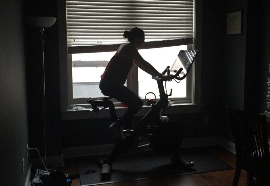 Peloton: My New Cross Training Secret Weapon